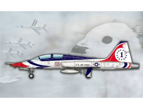 Trumpeter US T-38A Talon-Thunderbird 1:48 (5809)