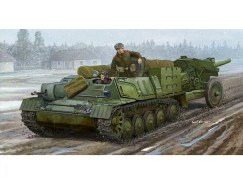 Trumpeter Soviet AT-P artillery tractor 1:35 (9509)