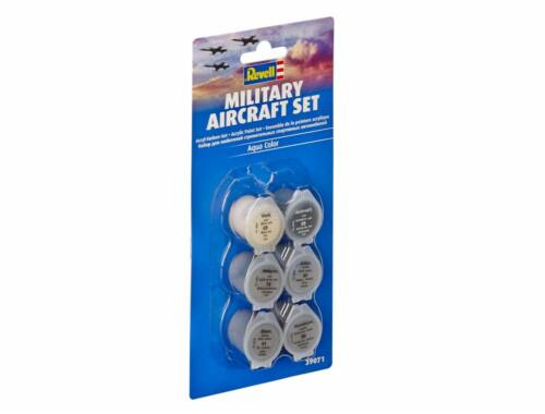 Military Aircraft Aqua C. paint Set (39071)