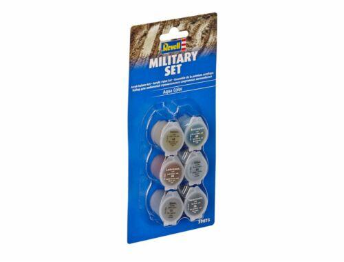 Military Aqua C. paint Set (39075)