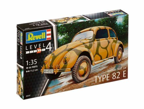 Revell German Staff Car Type 82E 1:35 (3247)