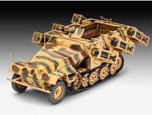 Sd.Kfz. 251/1 Ausf. B 1:35 (3248)