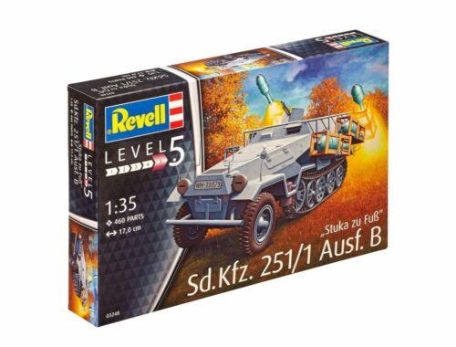 Revell Sd.Kfz. 251/1 Ausf. B 1:35 (3248)