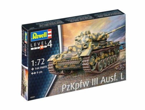 Revell PzKpfw III Ausf. L 1:72 (3251)