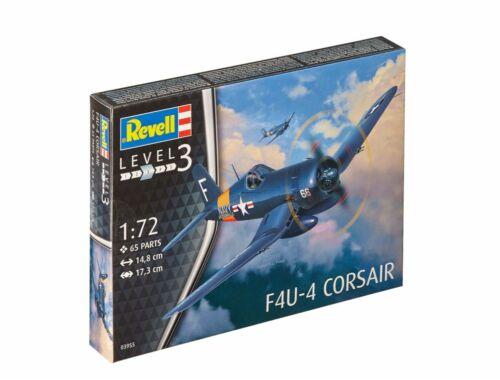 Revell F4U-4 Corsair 1:72 (3955)