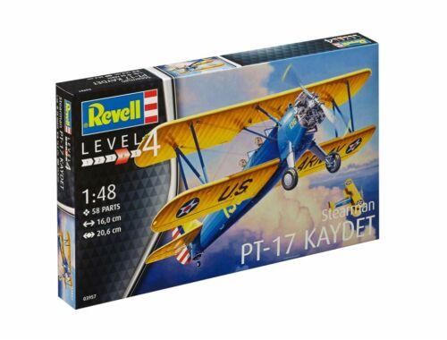 Revell Stearman P-17 Kaydet 1:48 (3957)