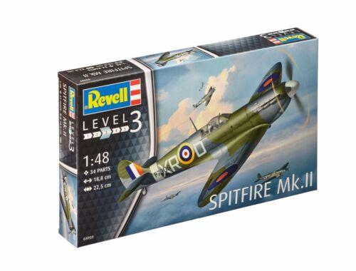 Revell Supermarine Spitfire Mk.II 1:48 (3959)