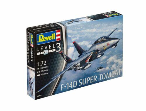 Revell F-14D Super Tomcat 1:72 (3960)