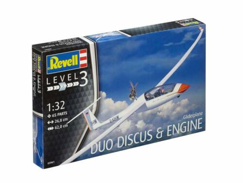 Revell Glider Duo Discus   Engine 1:32 (3961)