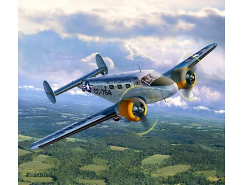 Revell C-45F Expeditor 1:48 (3966)