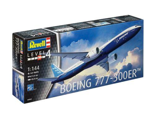 Revell Boeing 777-300ER 1:144 (4945)