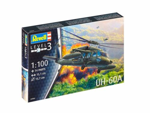 Revell UH-60A 1:100 (4984)