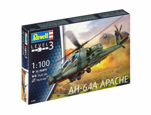 Revell AH-64A Apache 1:100 (4985)