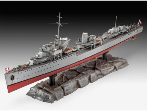 Revell German Destroyer Type 1936 1:350 (5141)
