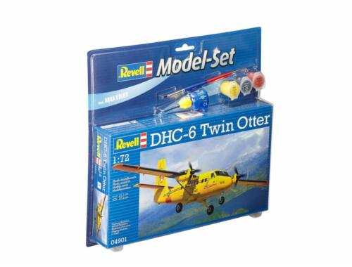 Revell Model Set DHC-6 Twin Otter 1:72 (64901)