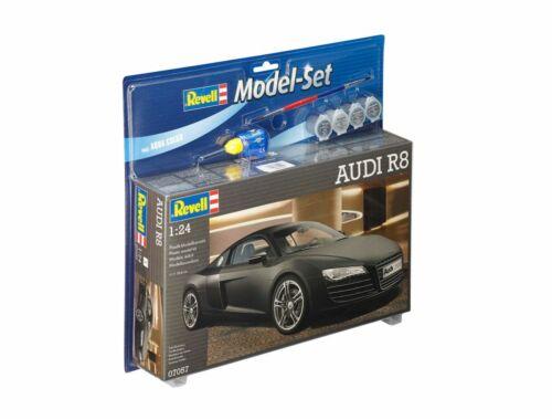 Revell Model Set AUDI R8 1:24 (67057)