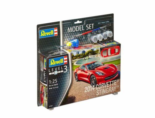 Revell Model Set 2014 Corvette Stingray 1:25 (67060)