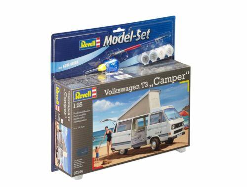 Revell Model Set Volkswagen T3 Camper 1:24 (67344)