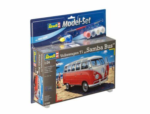Revell Model Set VW T1 Samba Bus 1:24 (67399)