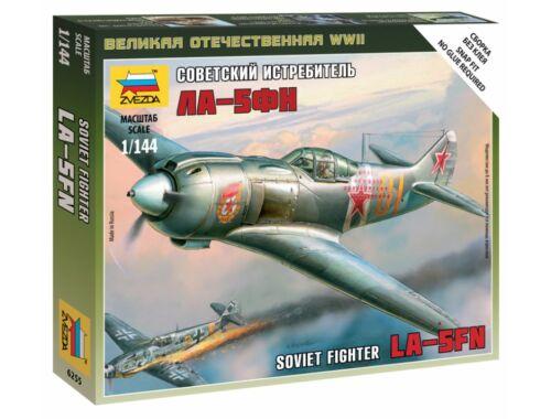 Zvezda La-5 Soviet Fighter 1:144 (6255)