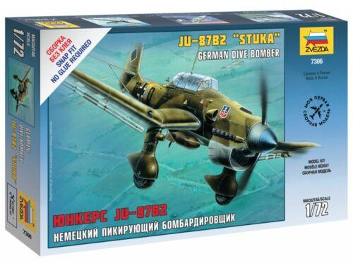 Zvezda Ju-87B Stuka 1:72 (7306)