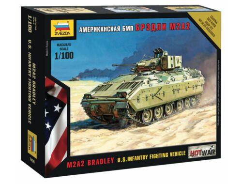 Zvezda Bradley Mini-kits modern 1:100 (7406)