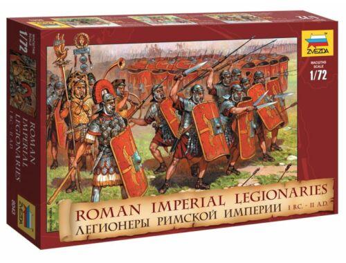 Zvezda Roman Imperial Infantry 1:72 (8043)