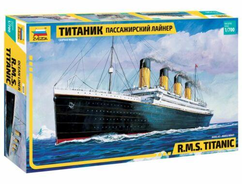Zvezda Titanic 1:700 (9059)