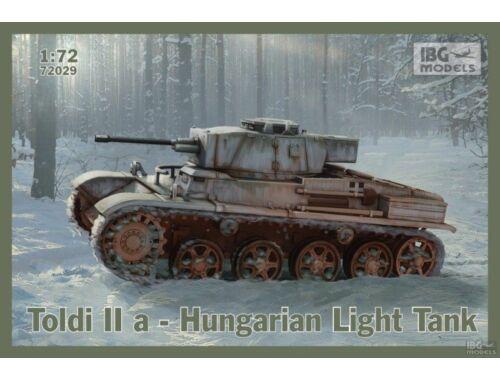 IBG Toldi IIa Hungarian Tank 1:72 (72029)