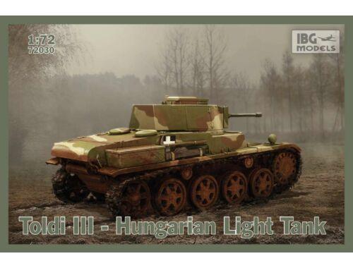 IBG Toldi III Hungarian Tank 1:72 (72030)