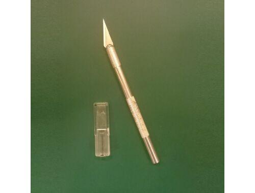 MAX Steel Knife w/ Safty Cap - makettező kés (44001D)