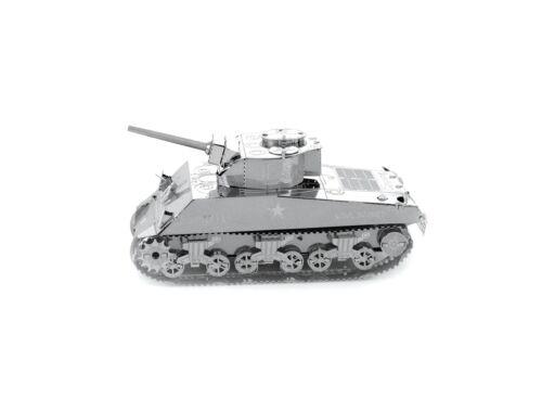 Metal Earth Sherman Tank