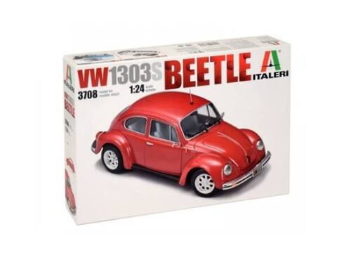 Italeri VW Beetle Coupé 1:24 (3708)