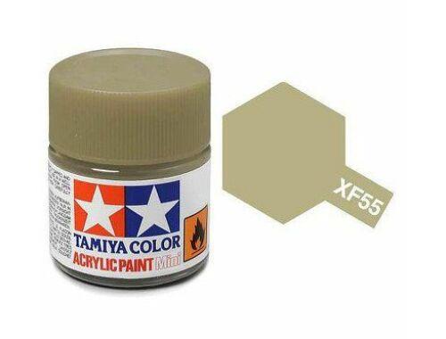 Tamiya AcrMini XF-55 Deck Tan (81755)