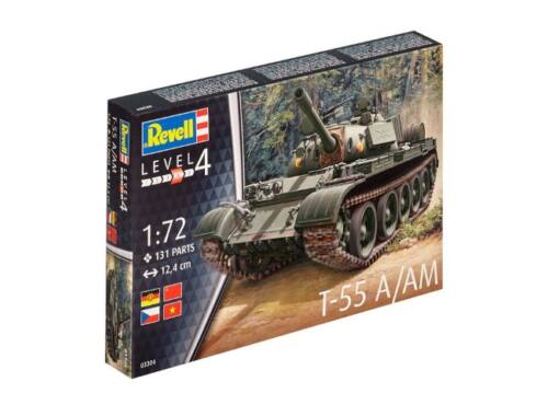 Revell T-55A 1:72 (3304)
