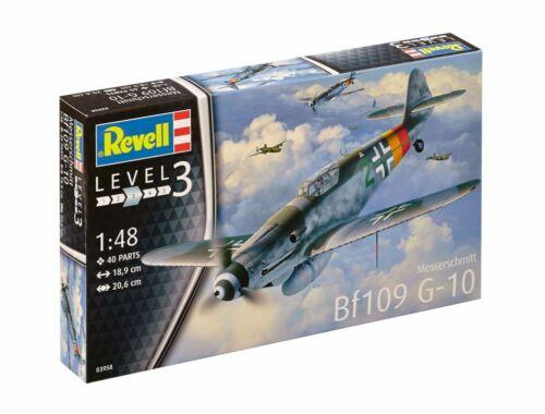 Revell Messerschmitt Bf109 G-10 1:48 (3958)