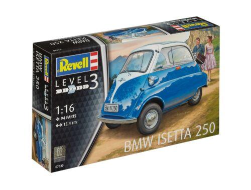 Revell BMW Isetta 1:16 (7030)