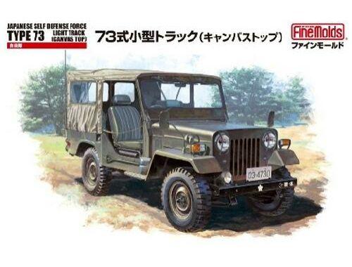 Fine Molds Type 73 Light Truck 1:35 (FM34)