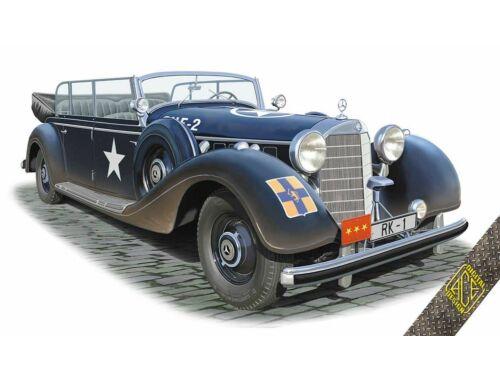ACE Typ 770K W-150 Tourenwagen 1:72 (72558)