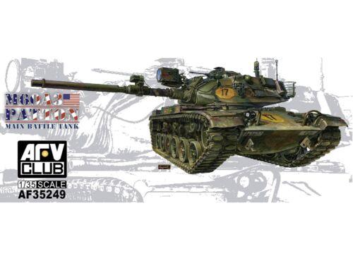 AFV Club M60A3 TTS Patton Main Battle Tank 1:35 (AF35249)