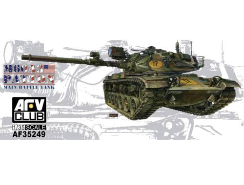 AFV Club M60A3 TTS Patton Main Battle Tank 1:35 (AF35249)