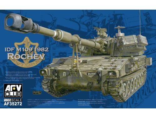 AFV Club IDF M109A1 ROCHEV 1:35 (AF35272)