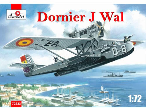 Amodel Dornier Do.J Wal Spain 1:72 (72233)