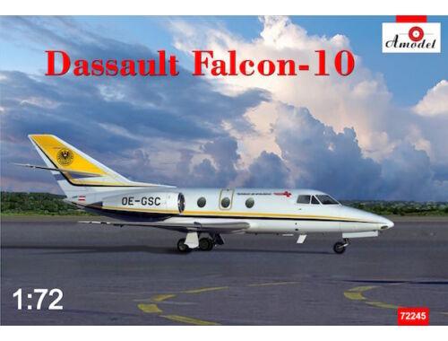 Amodel Dassult Falcon 10 1:72 (72245)