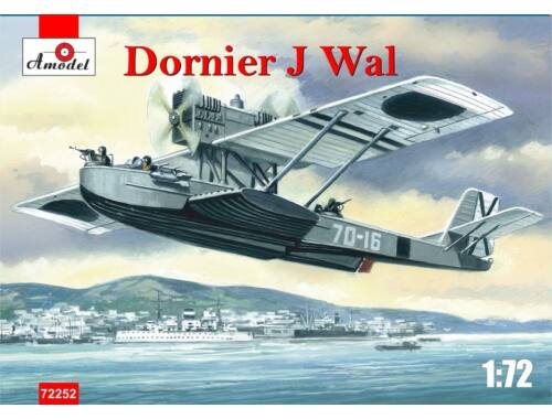 Amodel Dornier Do.J Wal Spain 1:72 (72252)