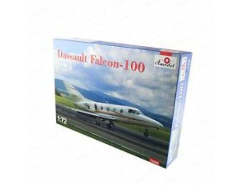 Amodel Dassault Falcon 100 1:72 (72330)