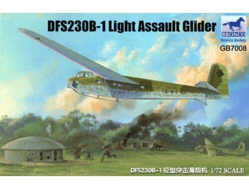 Bronco DFS230B-1 Light Assault Glider 1:72 (GB7008)