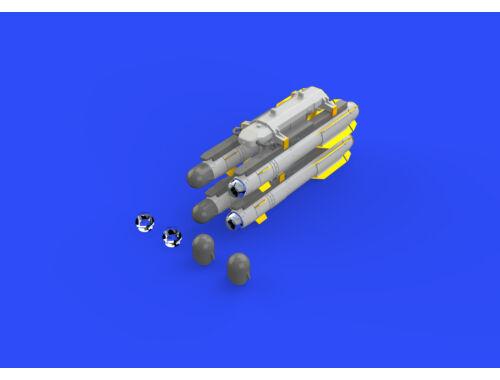 Eduard AGM-114 Hellfire 1:48 (648280)