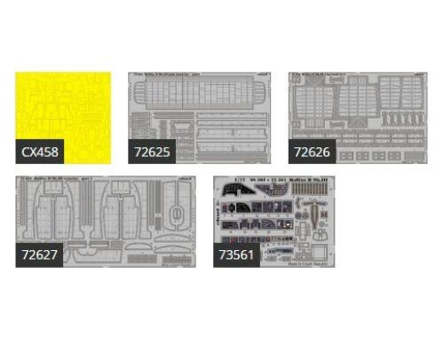 Eduard HALIFAX B Mk.III for REVELL 1:72 (BIG72114)