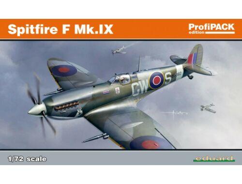 Eduard Spitfire F Mk.IX ProfiPACK 1:72 (70122)